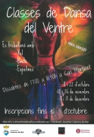 Classes de dansa del ventre