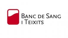 Logotip del Banc de Sang i Teixits
