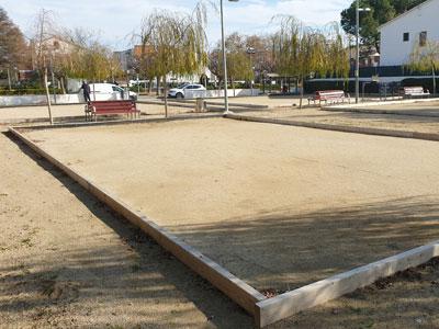 Instal·lacions de Petanca Pla de l'Avellà