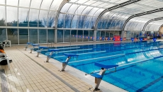 La piscina municipal