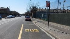 Parada del bus