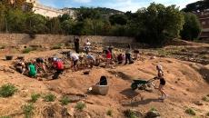 Excavació a Can Rodon de l'Hort