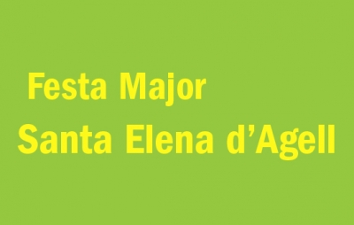 Festa Major Santa Elena d'Agell